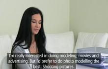 Lesbian casting agent